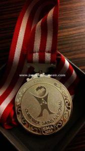 jasa produksi medali avatar