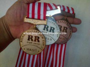 produksi medali tournamen