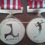 produksi samir medali olimpiade