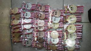 produksi medali kejuaraan