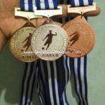 produksi samir medali kejuaraan