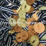 produksi samir wisuda medali